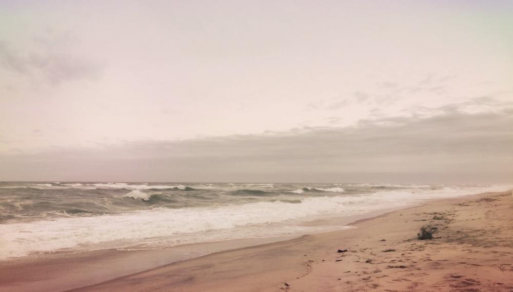 ©Atlantic Coast, Nantucket by Dena T Bray