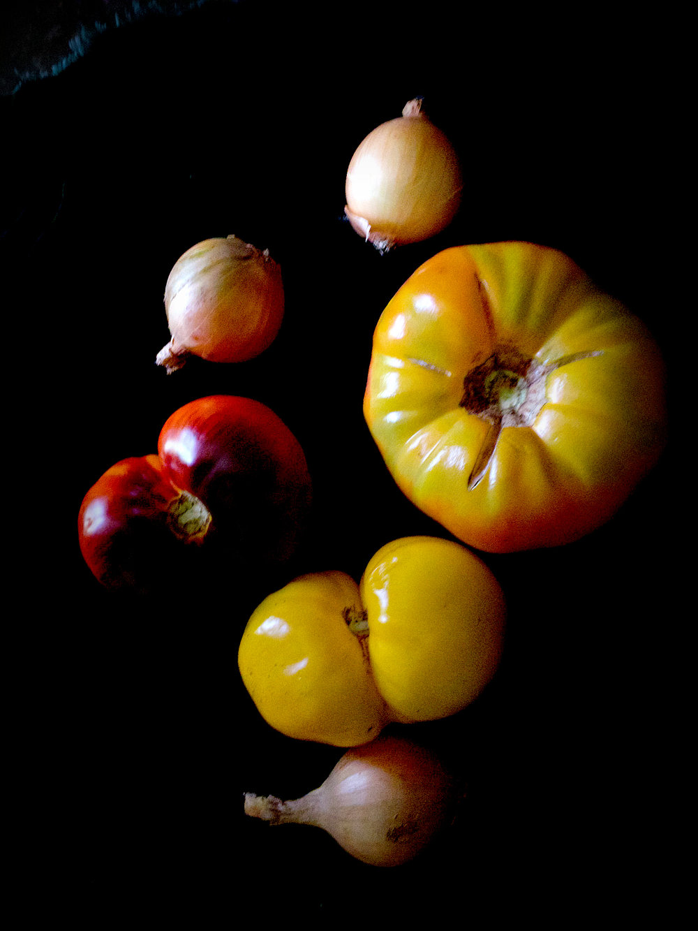 © Tomatoes by Dena T Bray