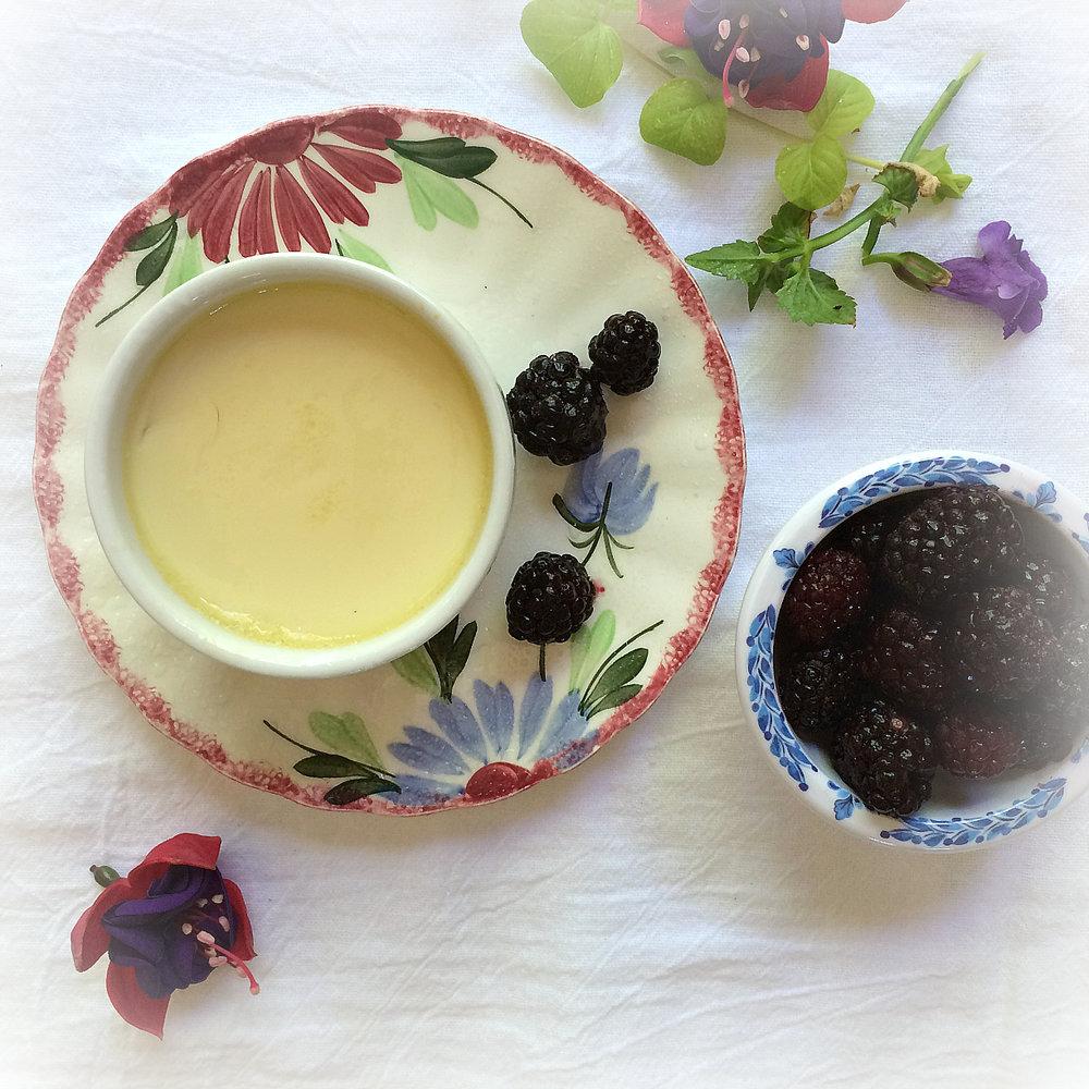 Milk & Honey Custards