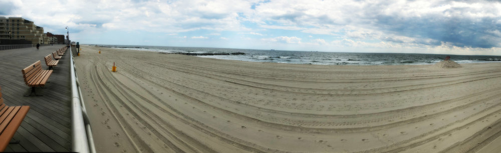 Boardwalk. Long Beach, NY