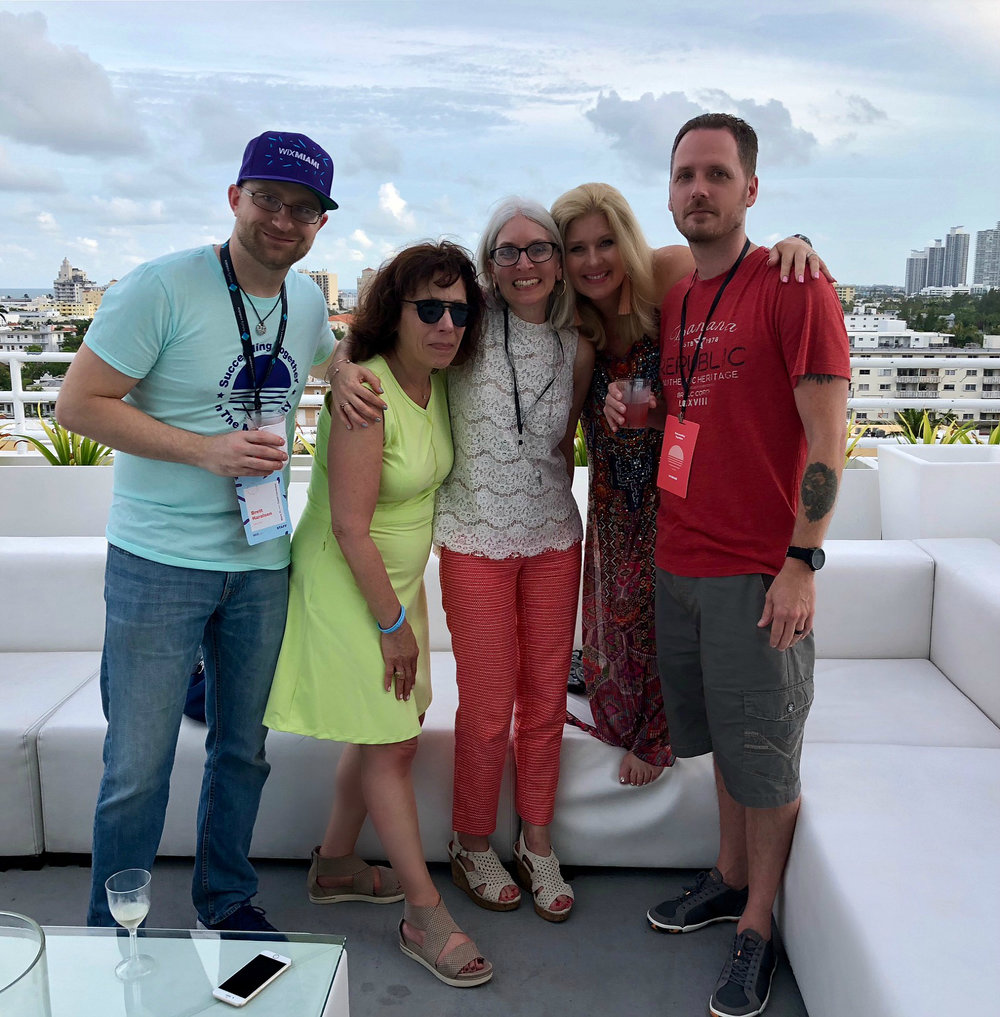 WixCon Miami 2018 Council Members