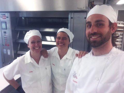 White Lotus Farms Bakery squad