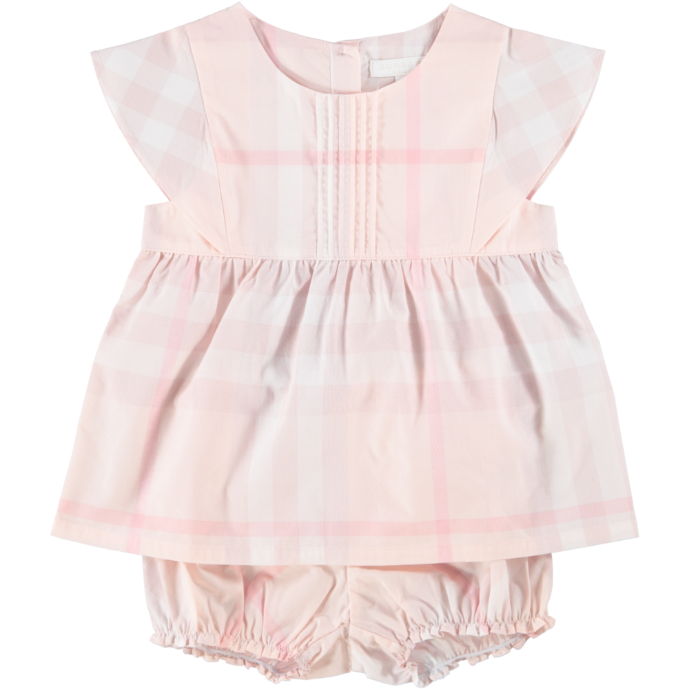 Dress and Bloomers Set by Burberry