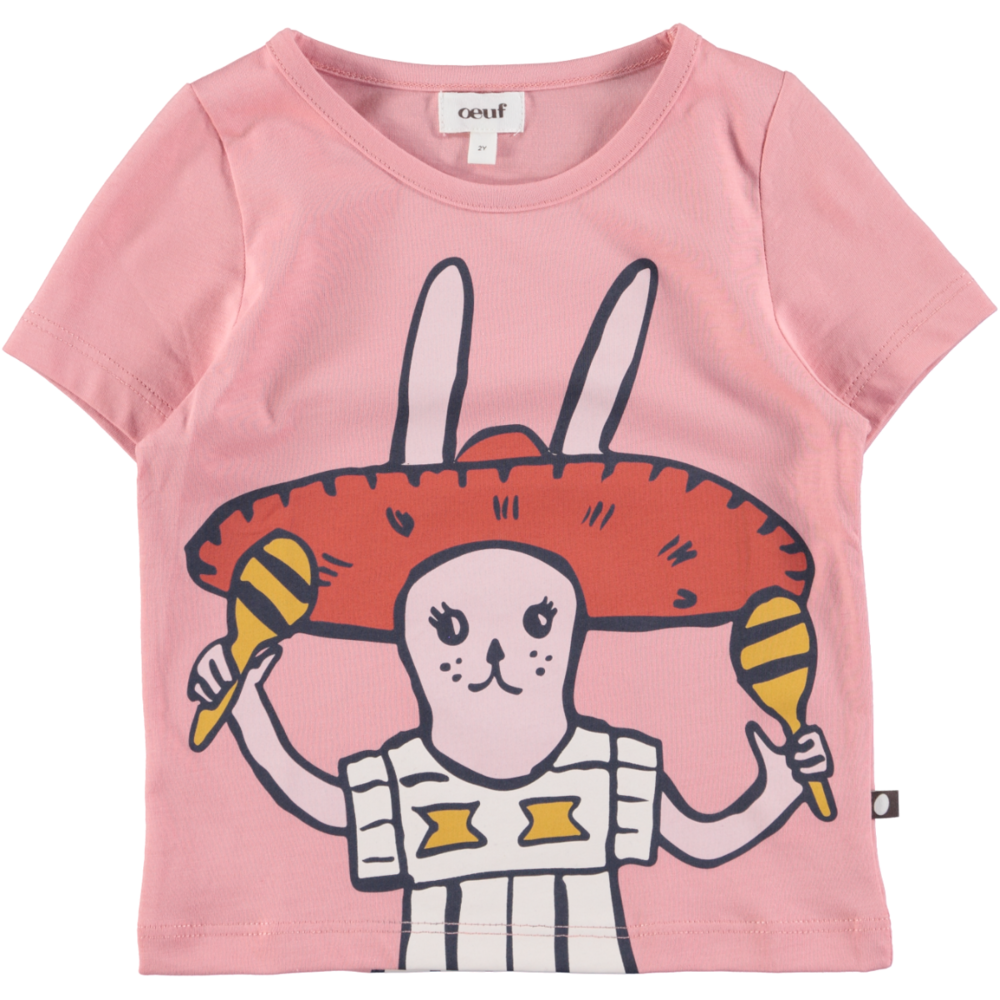 Bunny T-Shirt by Oeuf