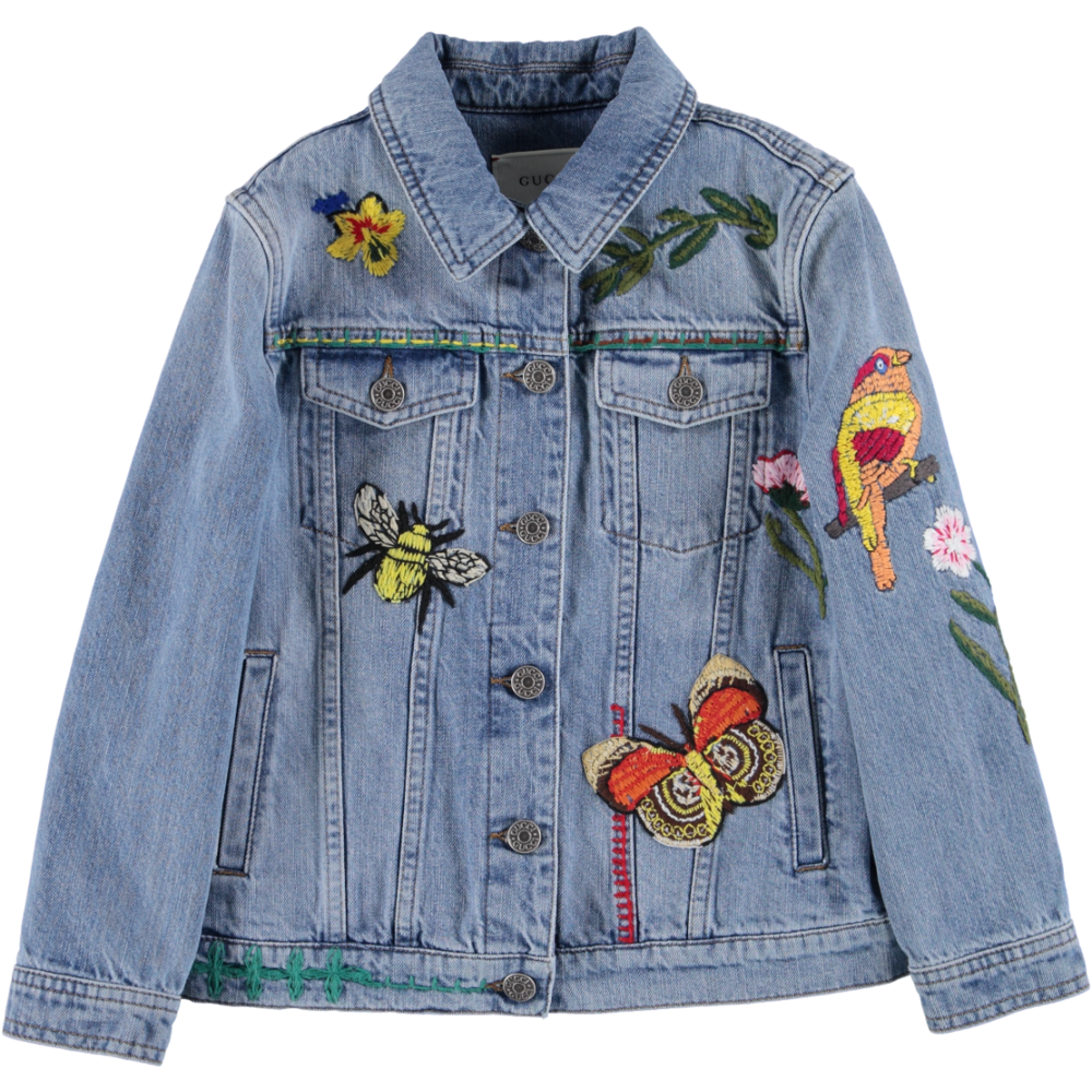Denim Jacket by Gucci