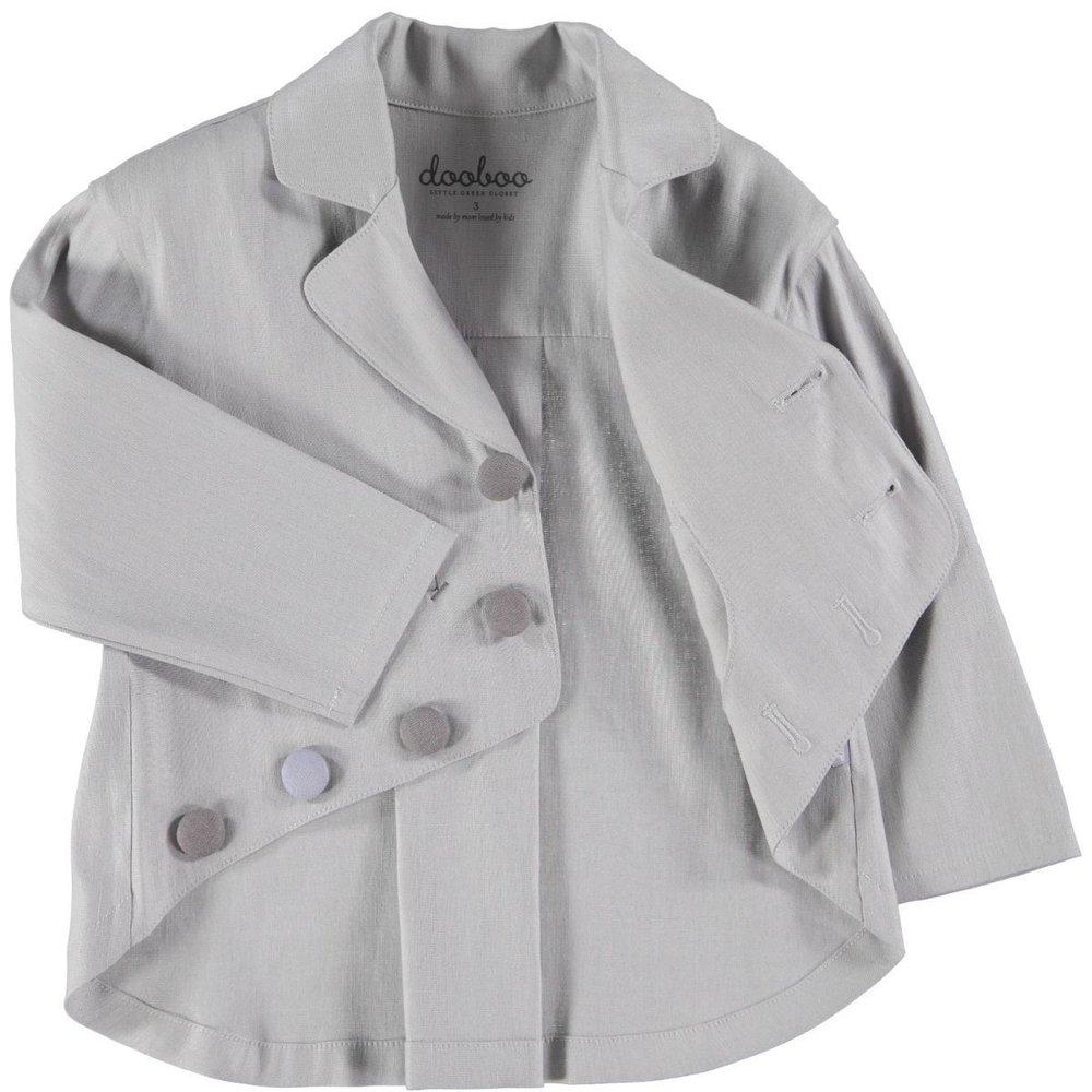 'Zoe' Linen Jacket
