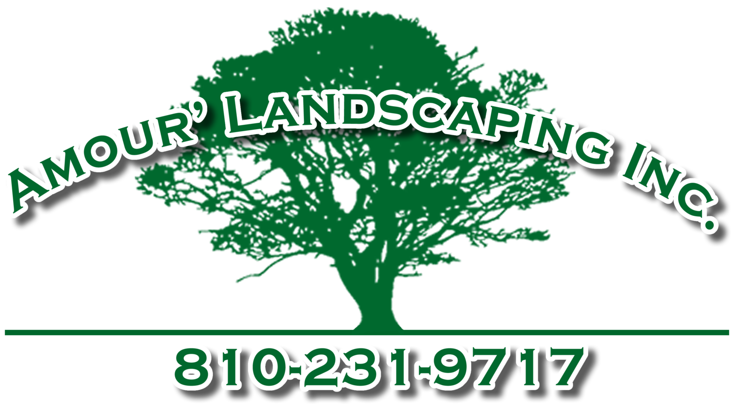Amour' Landscaping Inc.