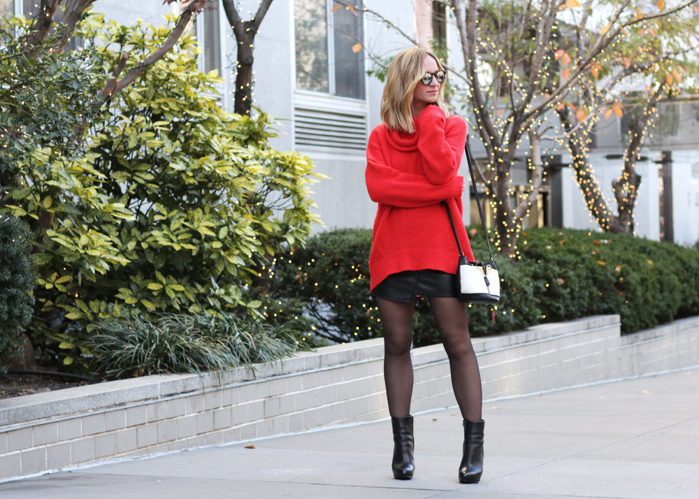 Change It Up: Paint the Town Red — I Think, Therefore I Dress