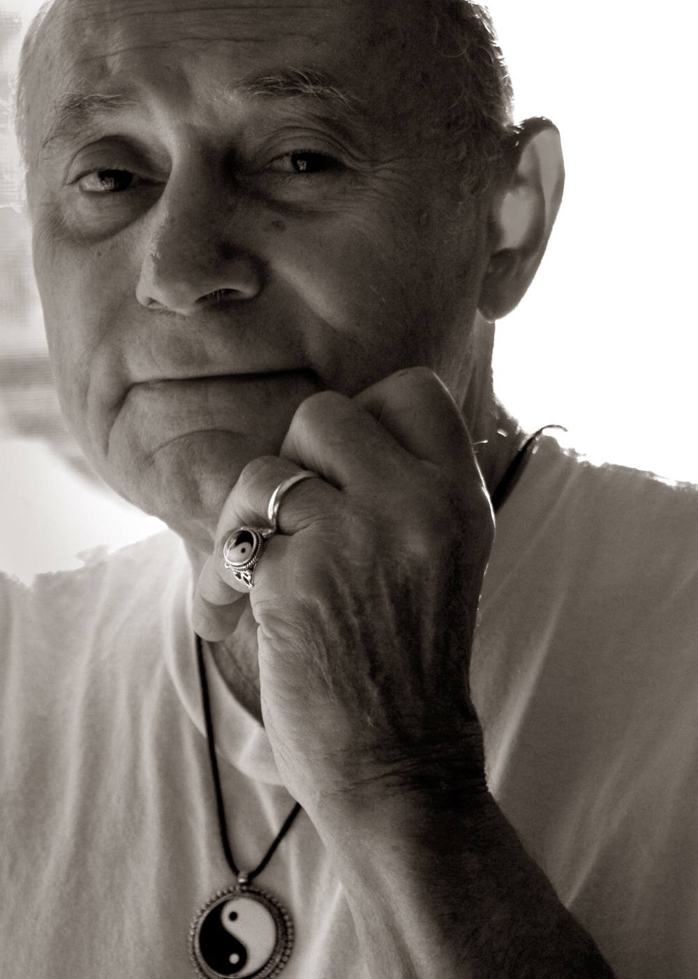 My Grandpa, Joe Lomonico // Taken in 2008 as part of my final project for photojournalism.
