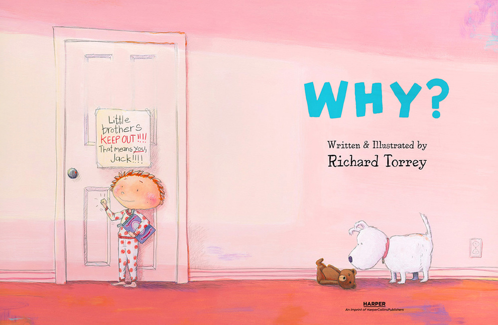 WHY? alternative title page