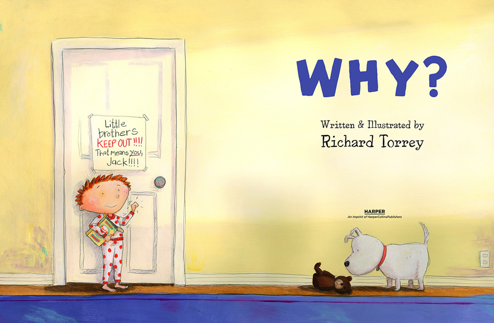 WHY? final title page