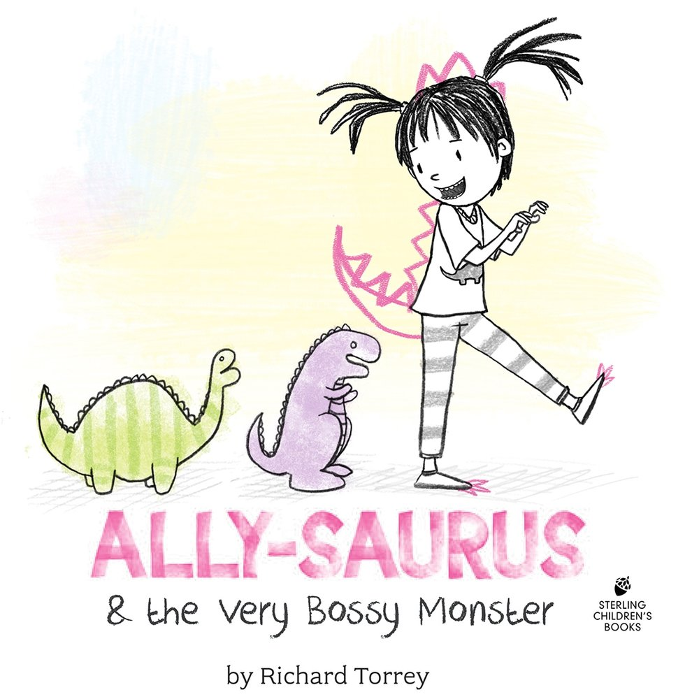Ally 2 title page