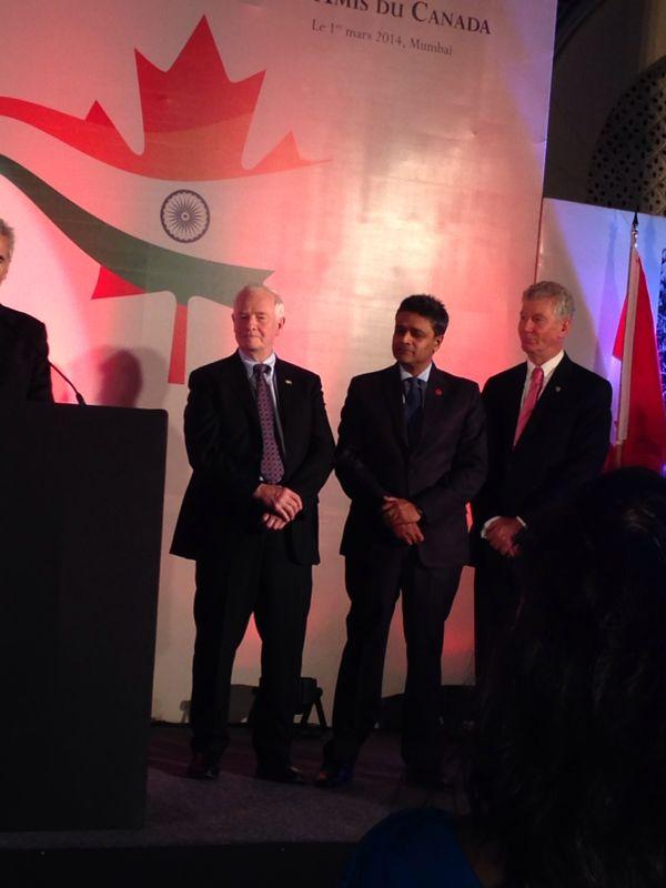 Rosenzweig & Company Mumbai Based Partner Rontu Basu Receives Governor General Award For Helping Canada Engage Effectively With India