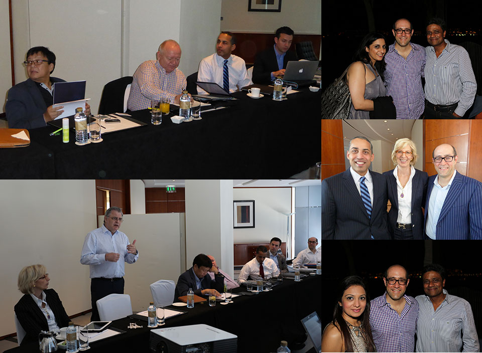 International Partners Meeting In Dubai