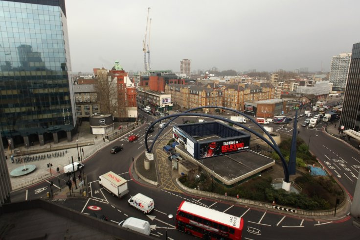 The new Valley? London's Silicon Roundabout is the home of many tech companies (Getty Images)