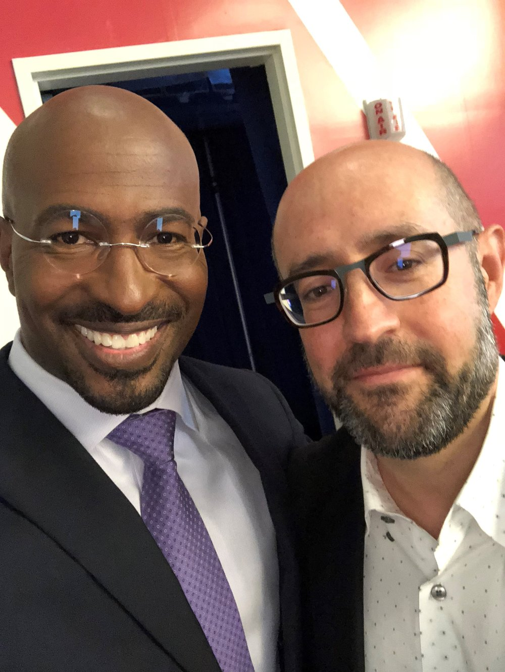Jay Rosenzweig & Van Jones