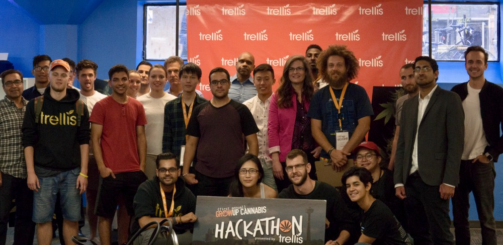 Congratulations to all participants of GrowUp's very first Cannabis Hackathon!