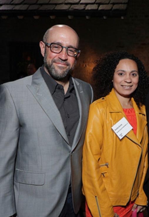 Jay Rosenzweig & Shelita Burke