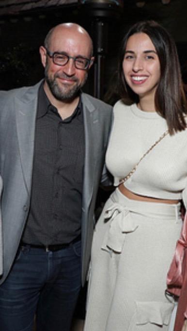Jay Rosenzweig & Sophia Parsa