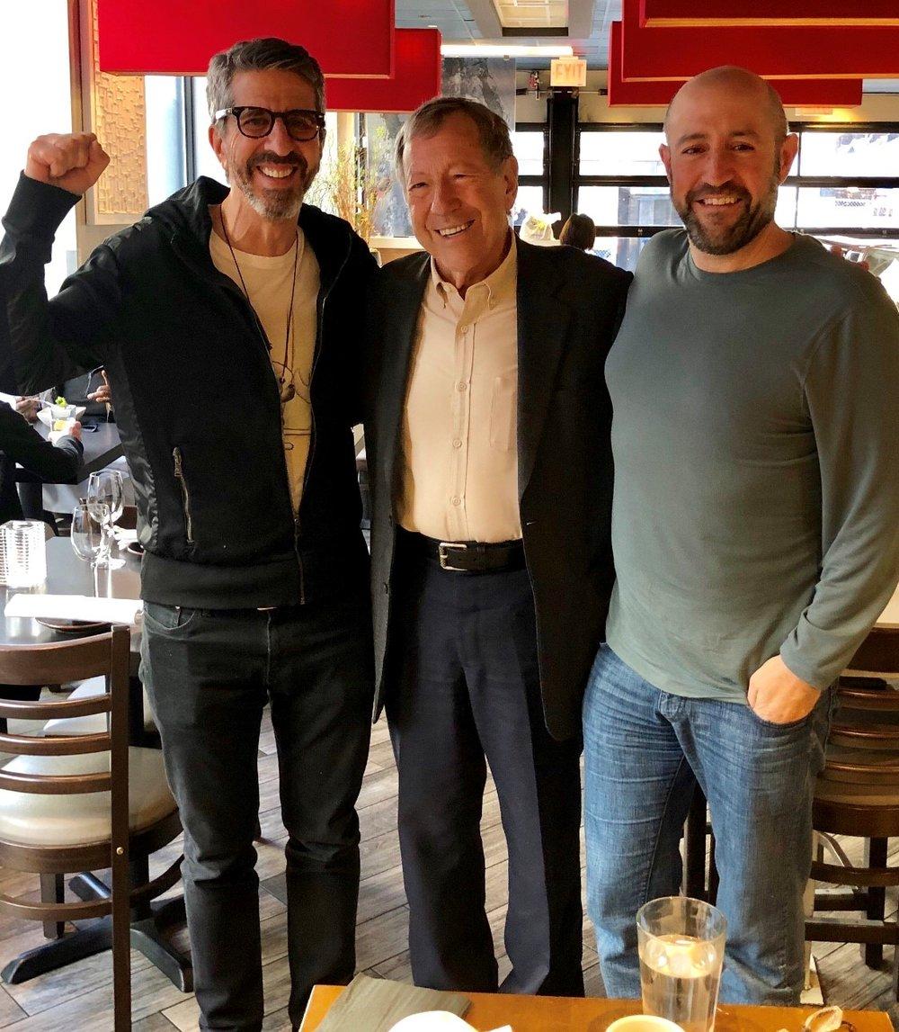 RCI - Jason Flom, Irwin Cotler & Jay Rosenzweig 20190215a.jpg