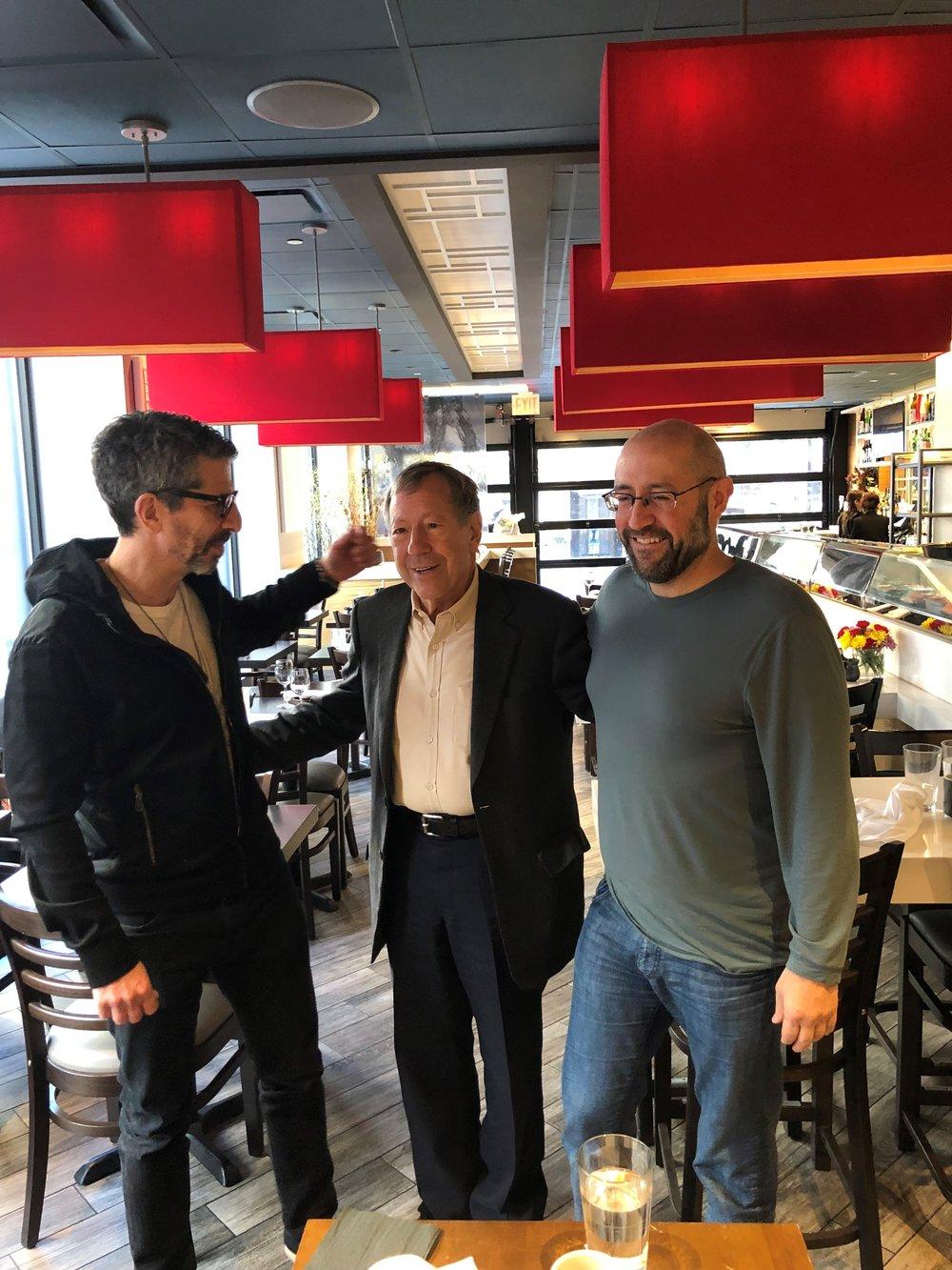 RCI - Jason Flom, Irwin Cotler & Jay Rosenzweig 20190215b.jpg