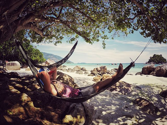 #just #chill #hammock #beach #thailand #holiday #yoloestate #yolotenerife