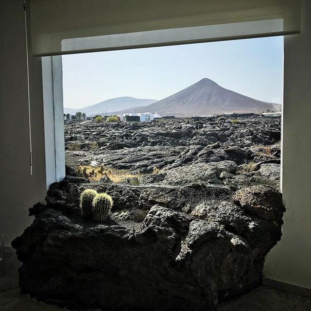 #amazing #window #cesarmanrique #lanzarote #yolotenerife #holiday