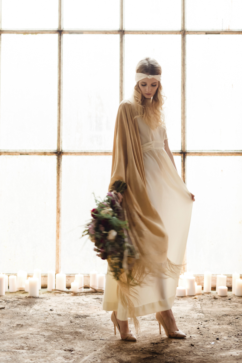 unusual vintage bohemian inspired wedding dresses ireland