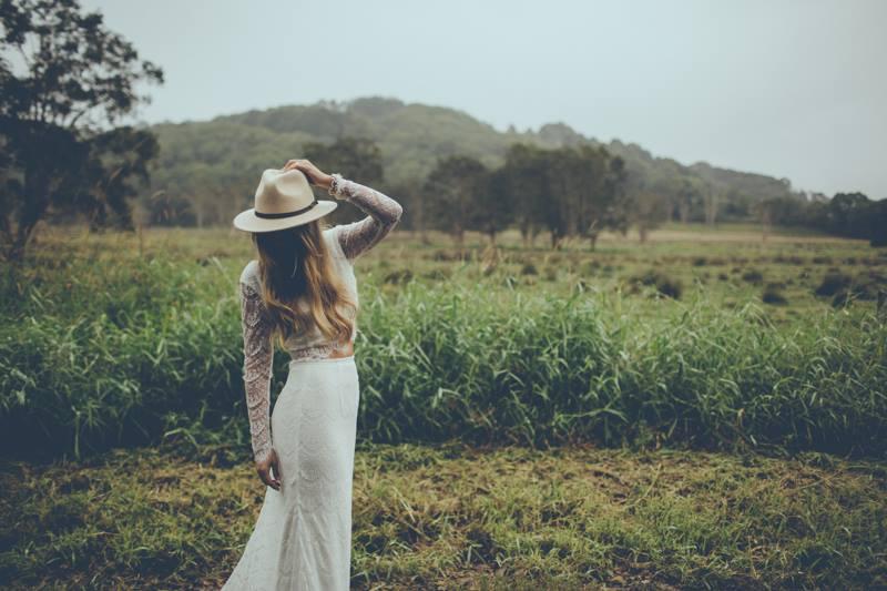 bohemian bridal designers ireland