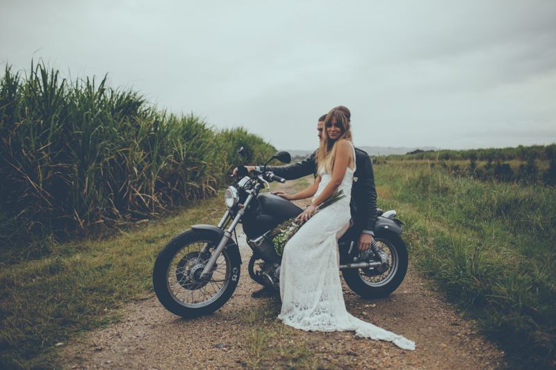 bridal editorial - cool brides ireland