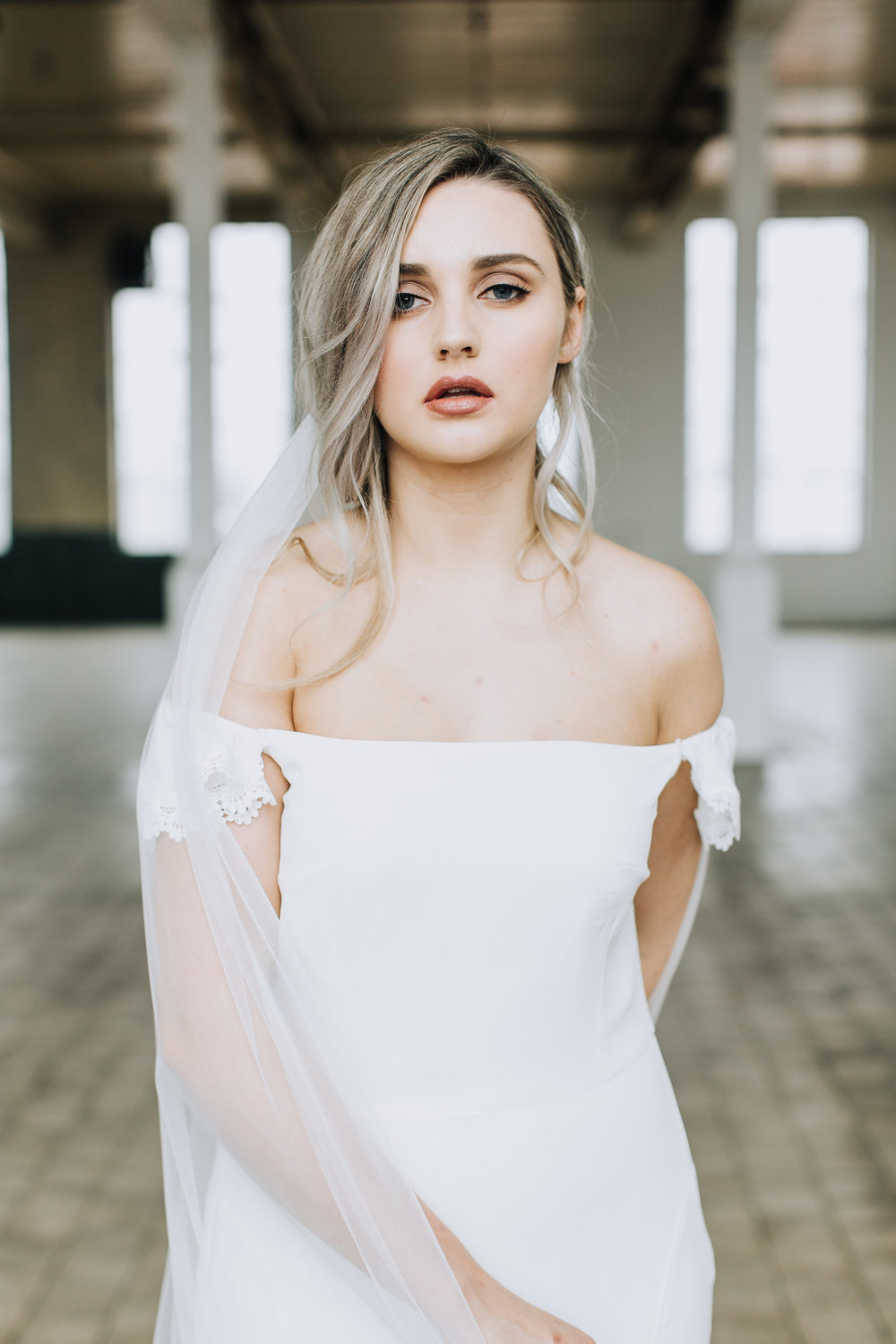 Inspire Weddings Beauty Shoot
