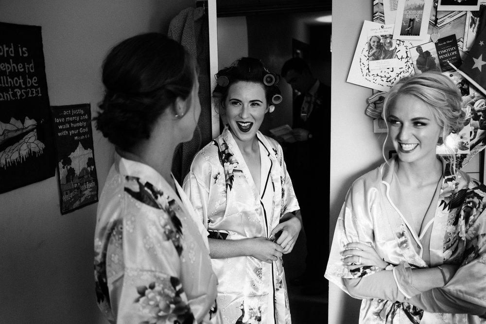 ARCHIVE 12 Bride wearing Minna Hepburn