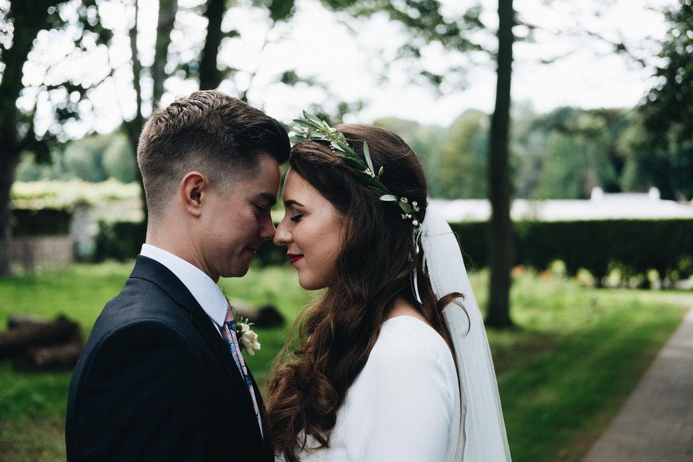 Modern simple wedding dress ARCHIVE 12 Belfast