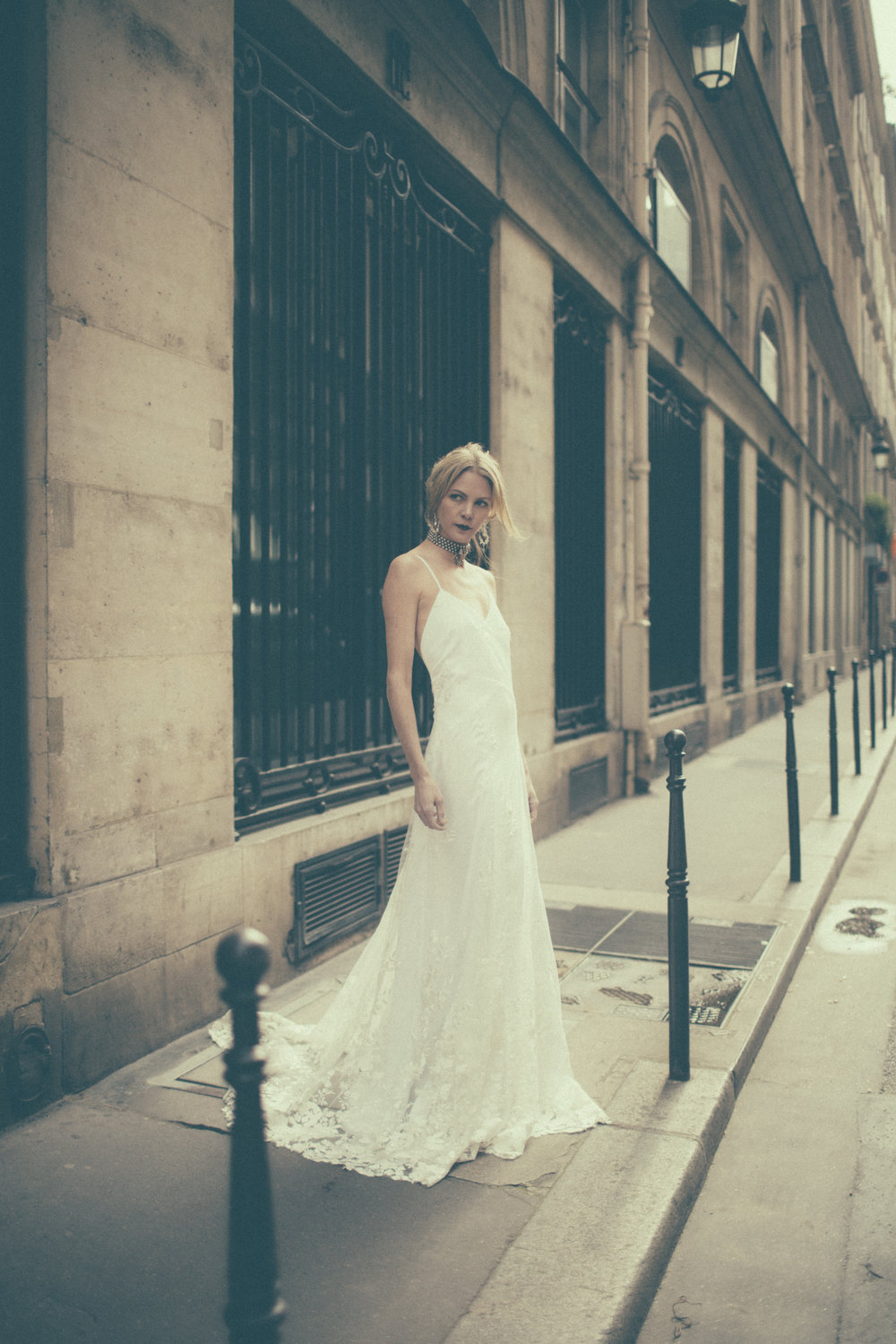 And For Love new collection shoot in Paris