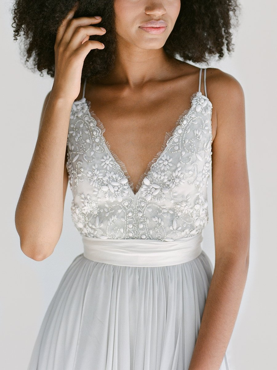 Truvelle alexandra gown