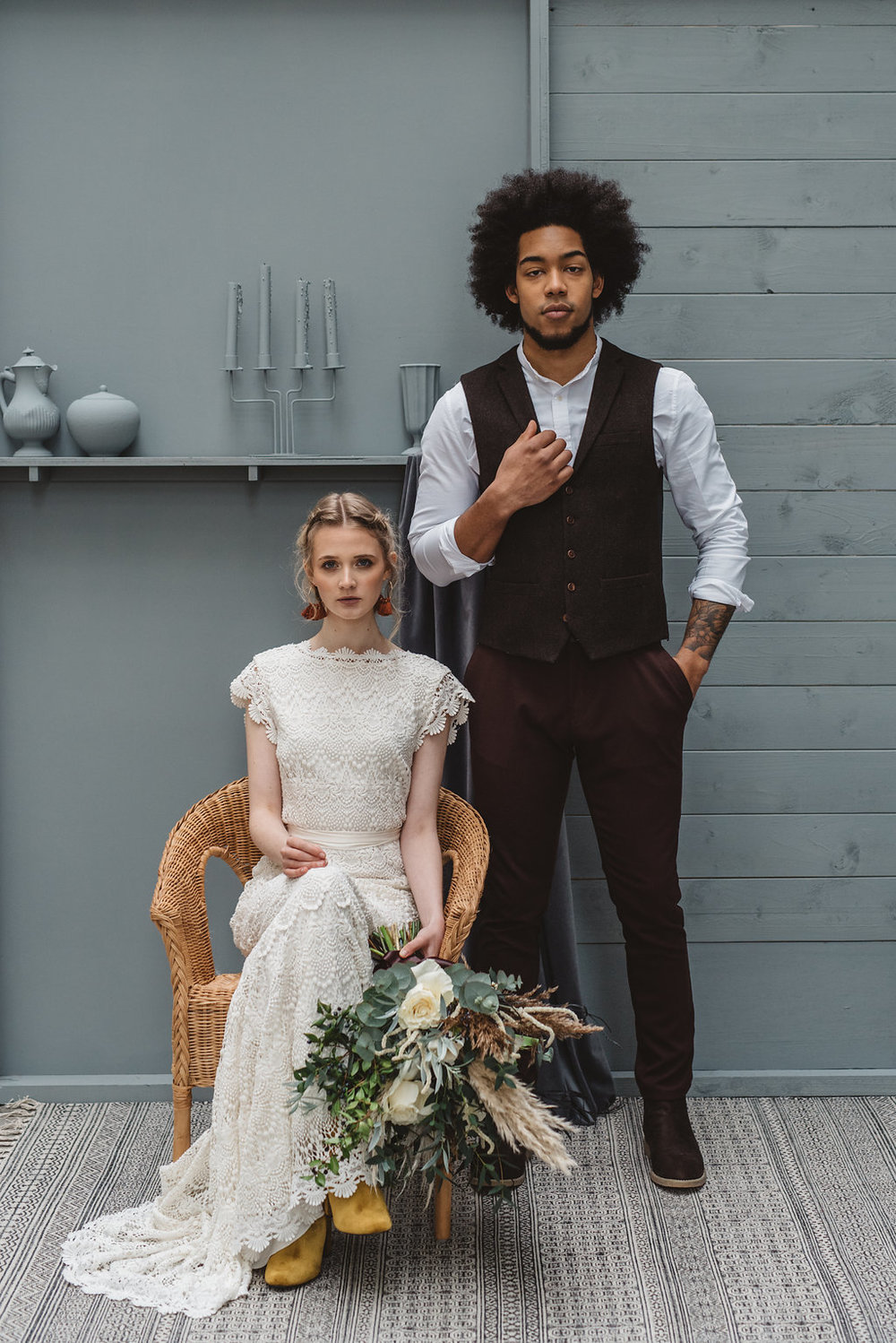 Archive 12 look book 2018 bridal collections