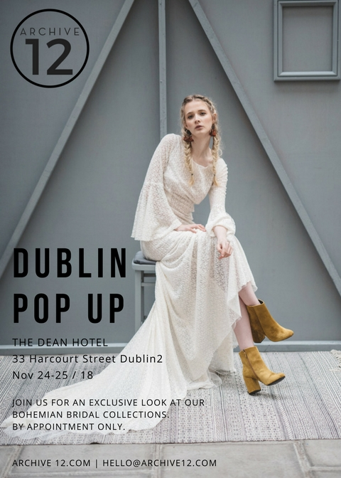 archive 12 dublin pop up 2018