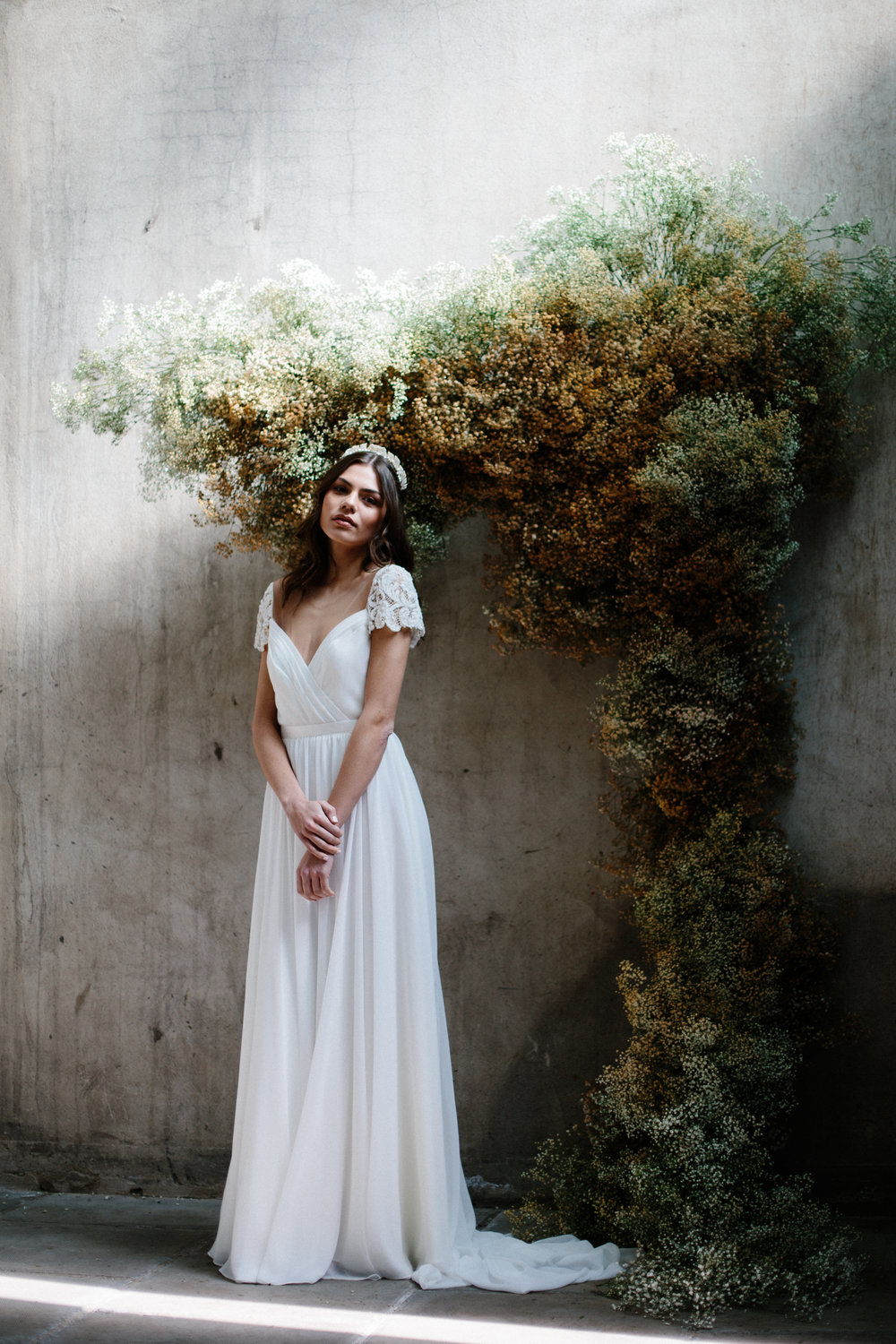 Mary gown by Truvelle Bridal