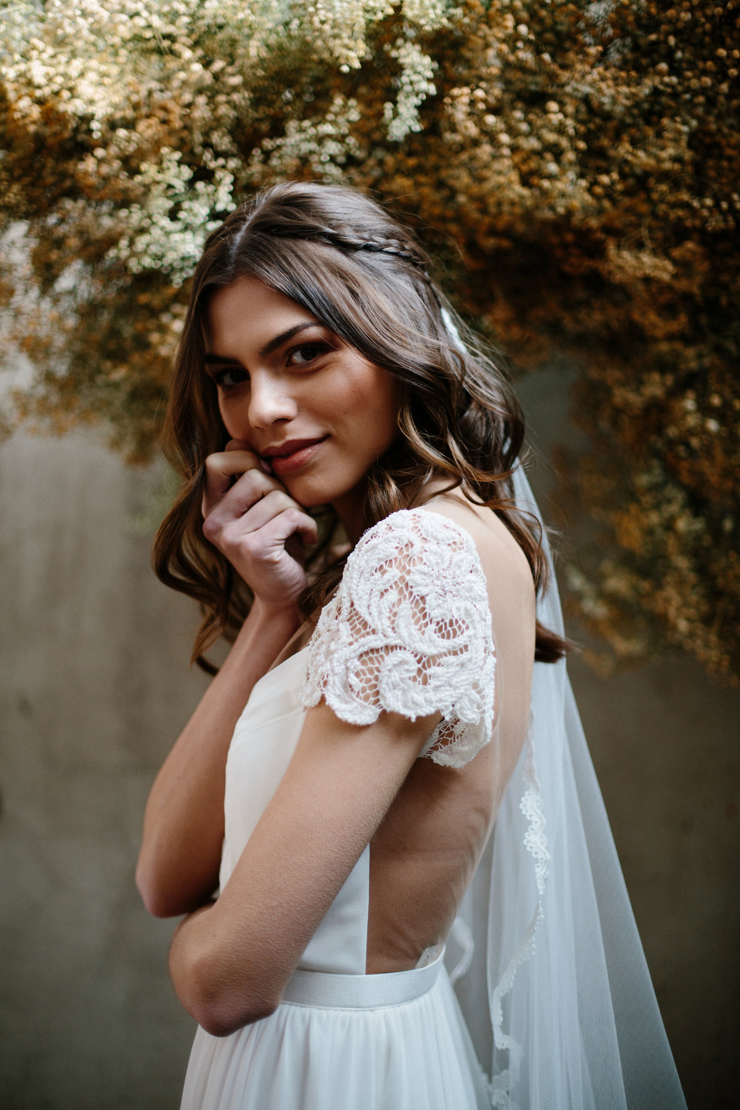 Modern Romantic Wedding Dresses From Truvelle Available At Bohemian Bridal Boutique Archive 12 Ireland TRUVELLE