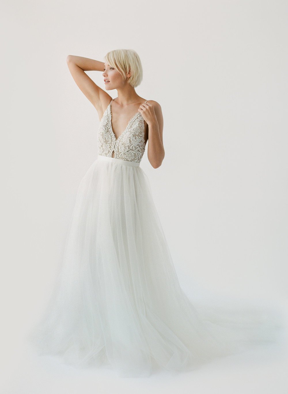 Truvelle 2019 bridal collection ireland