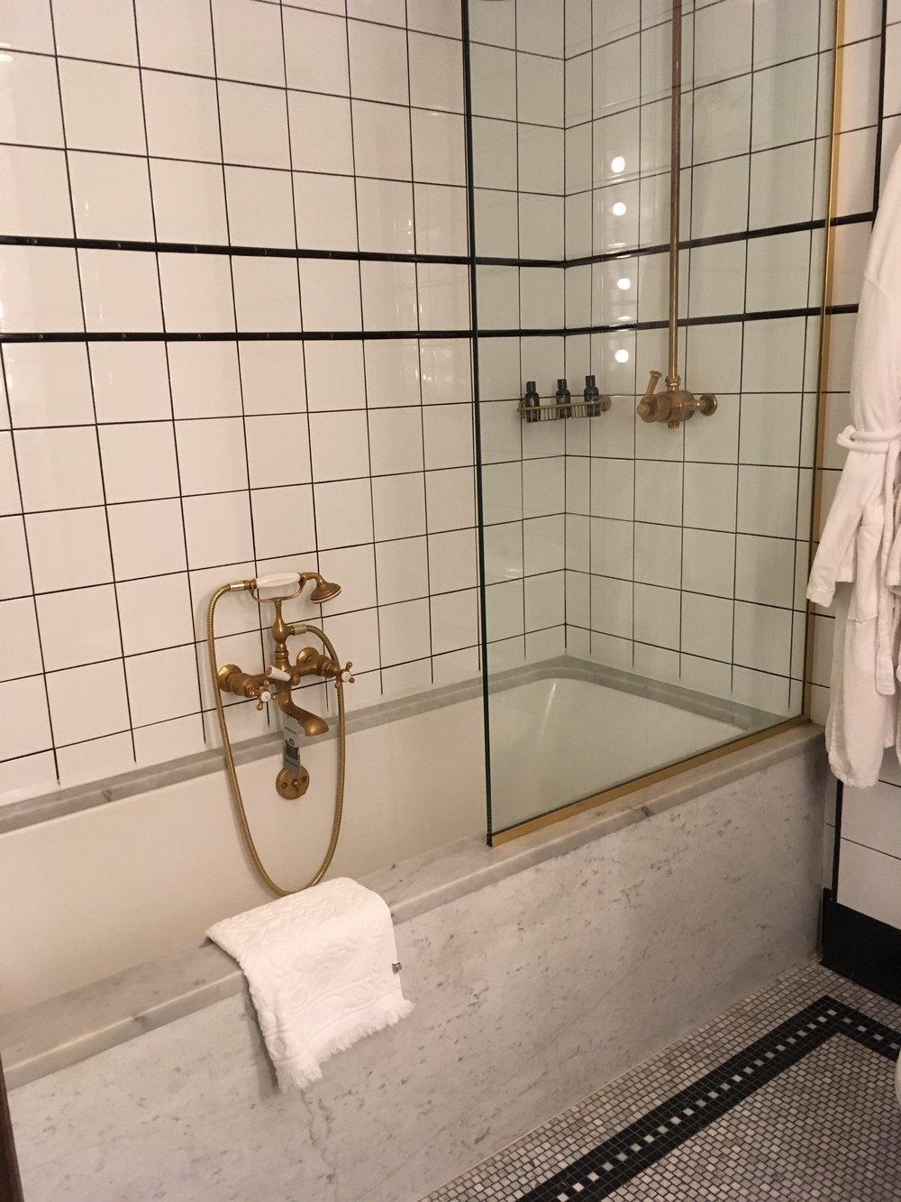 bathroom goals…