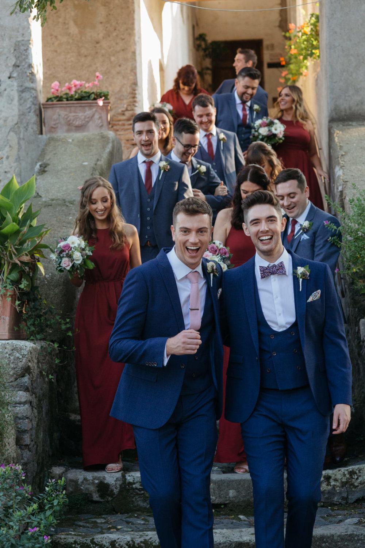 REWRITTEN BRIDESMAIDS DRESSES IN CHIANTI