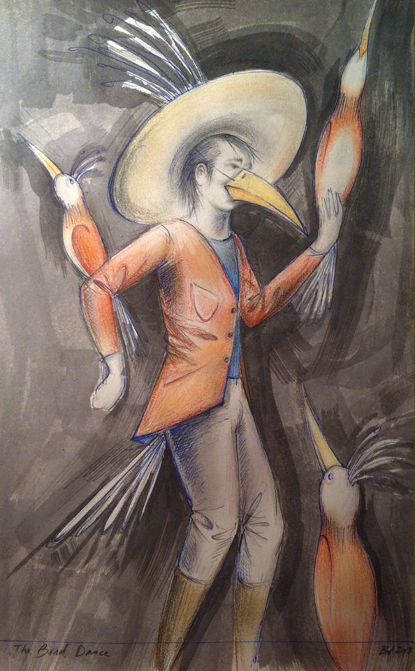 """The Bird Dance"""