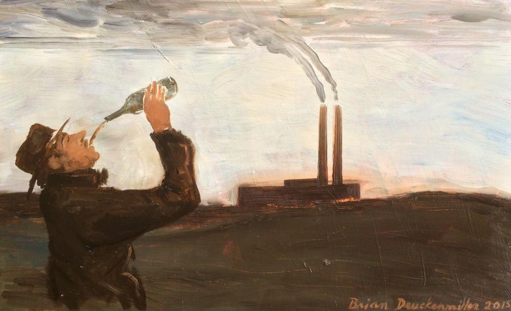 """""""The Smoke Stacks"""""""
