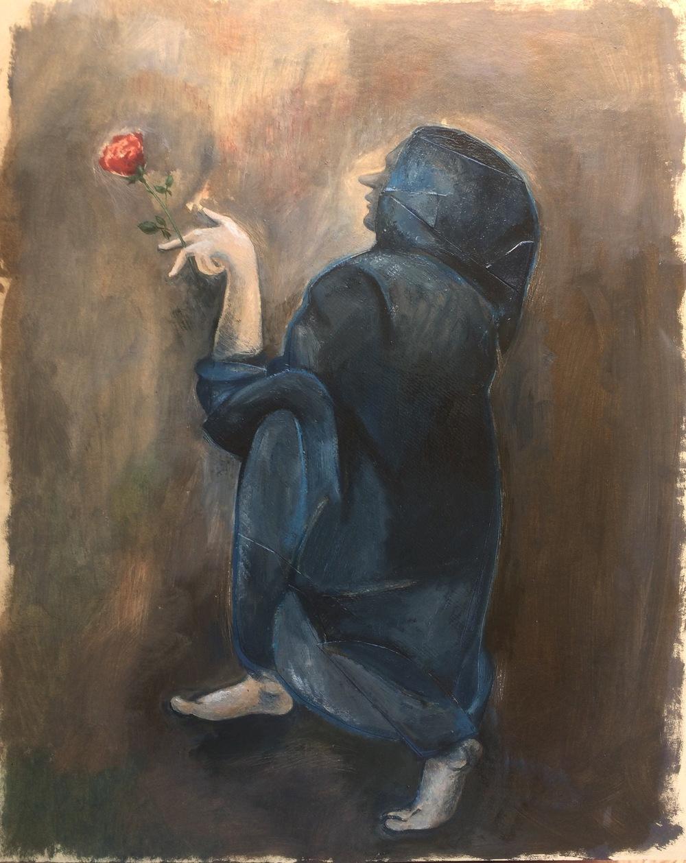 """The Beggar's Rose"""