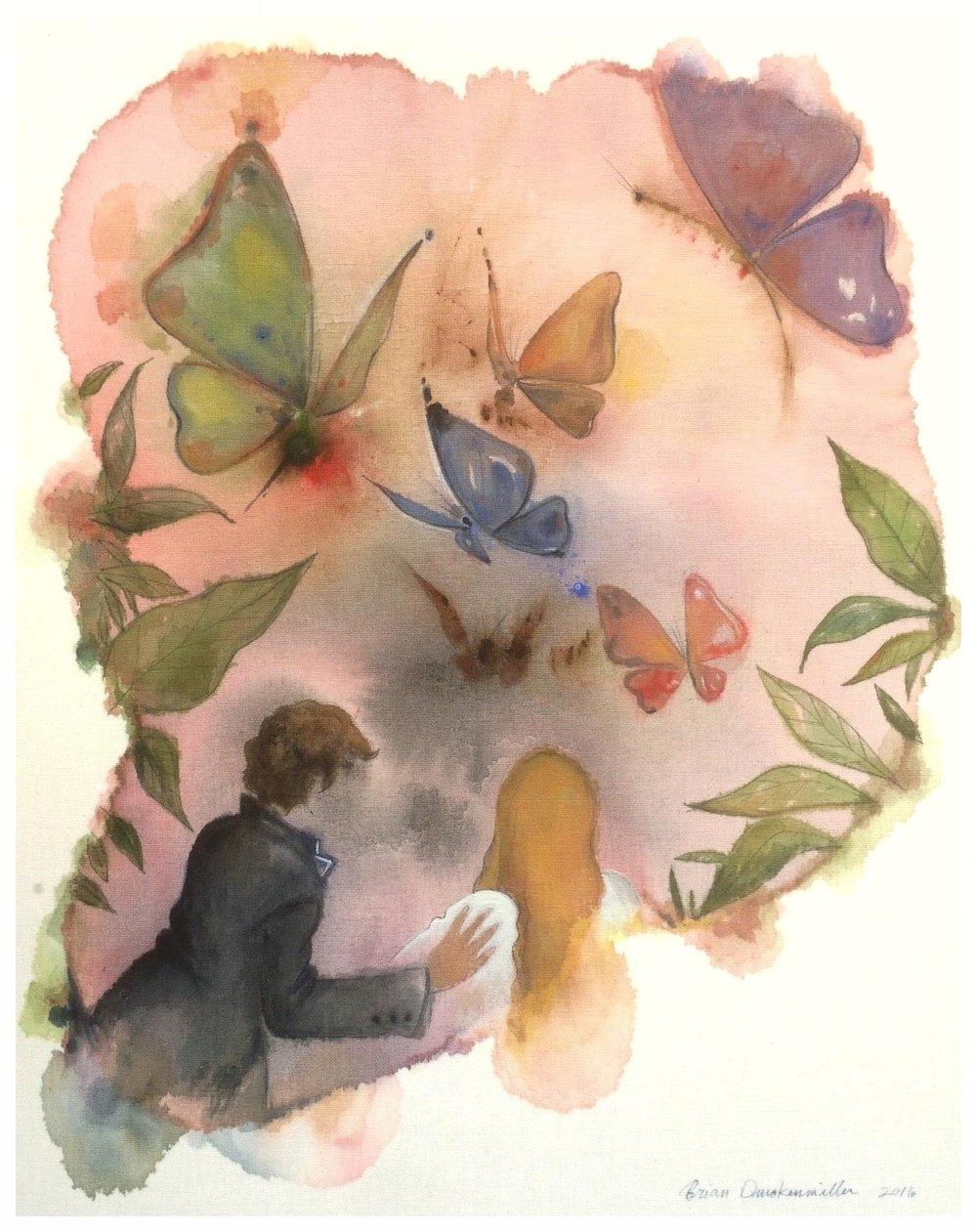"""""""La Maison de Papillon"""""""
