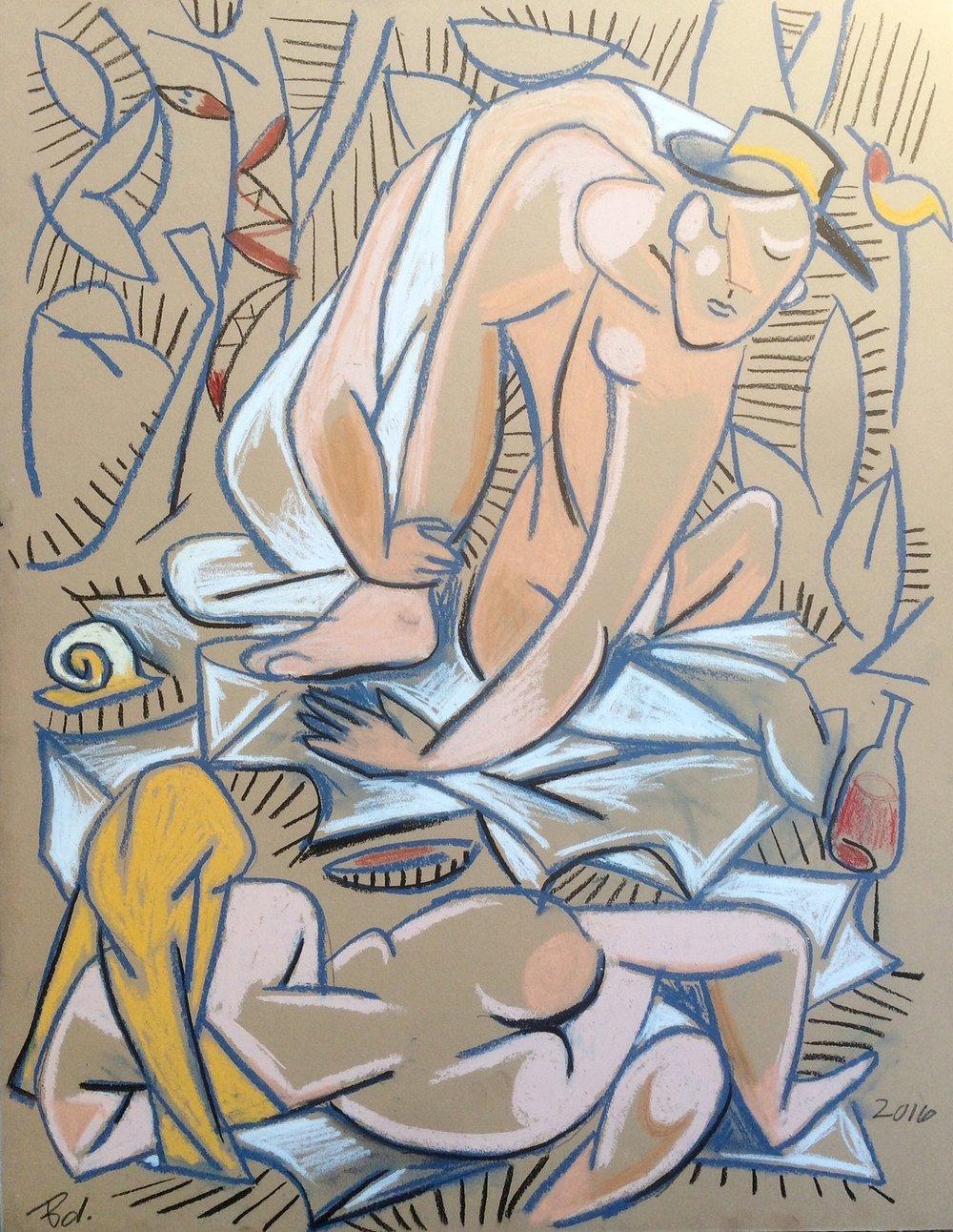 """""""Nude Picnic"""""""