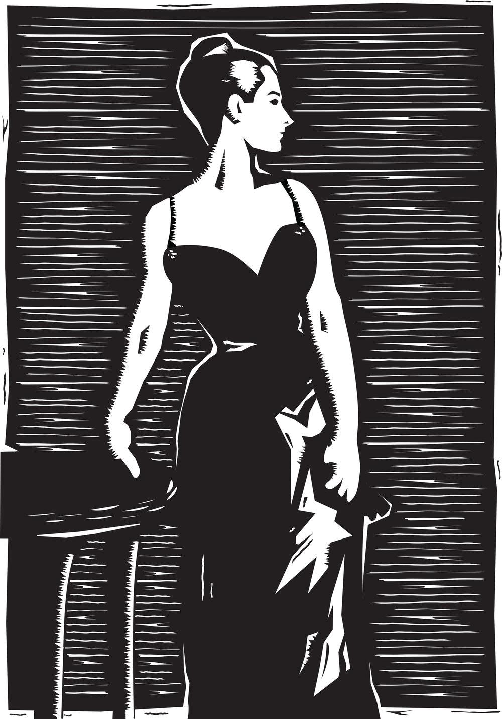 Engraved Illustration