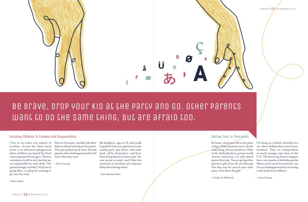 Parents Magazine (Redesign)