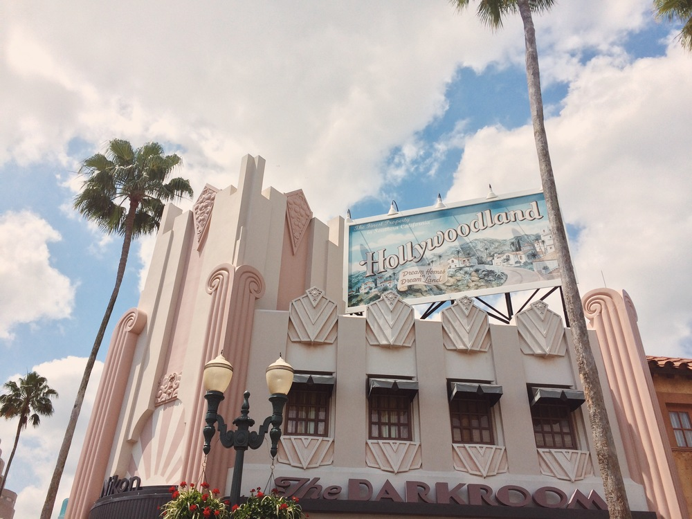 Hollywood Studios general aesthetic is basically my favorite. I hate that the Streets of America (cough, half the park, cough) is closed though!